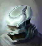 Helmet Design by GoldenMech