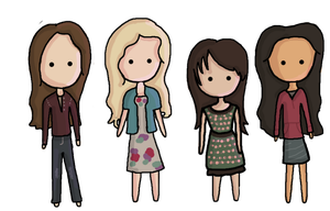 Pretty Little Liars by Jessabou