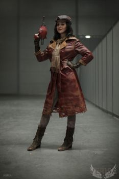 Fallout 4 - Piper Wright by ver1sa
