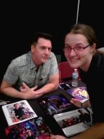 Me with David Kaye!! by MNS-Prime-21