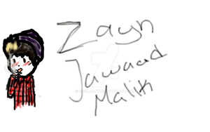 Zayn Jawaad Malik by Coolaamy