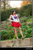 Sailor Mars by lucioless
