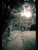 Ghost light by GMCPhotographics
