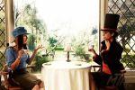 Professor Layton and Luke Cosplay - Tea for Two by Reign-Cosplay