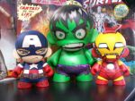 Munny Avengers by KidNotorious