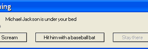 Warning Michael Jackson by Raichugirl62