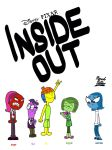 Grojband Presents: Inside Out  by M-Soul3479
