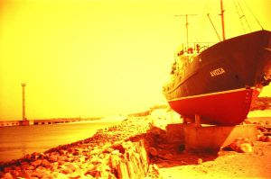 smena..off the anchors by AnalogPhotographers