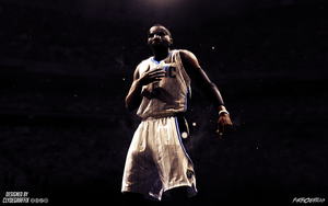 Victor Oladipo | Wallpaper by ClydeGraffix