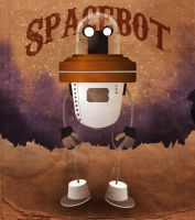 Spacebot by arthelius