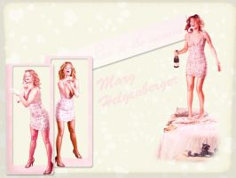 Marg Helgenberger Wallpaper by glittersprite