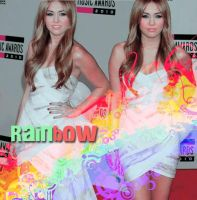 Rainbow love by worldofphotoshop