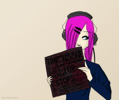 My Music.... by Cartoon-punk