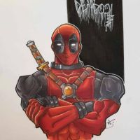 'Cause Deadpool rocks. by Opadeus
