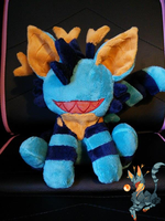 Flea Plushie by Seoxys6