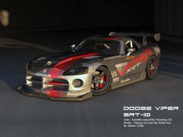 Dodge Viper SRT-10 + by atikarn