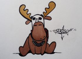 Moose by Precise24