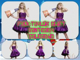 Pack:Taylor Swift by AdmiSELENATOR