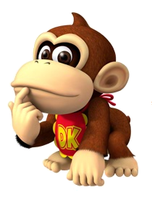 Baby Donkey Kong by MarioBabies-FanClub