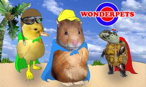 wonderpets by redcolour