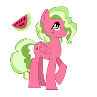 SOLD -Melon Do adoptable by EllisArts