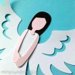 Paper Angel WIP by sobeyondthis