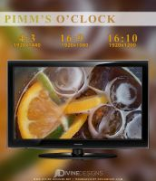 Pimm's O'Clock by TehAngelsCry