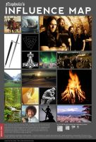 Influence Map by Naphula