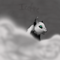 Gift - icefire by Squirrelflighty