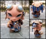 Guild Wars 2: Zojja custom Munny by liadys