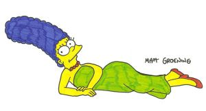 Marge by simpson-freak