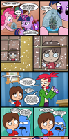 Snow Globe by CSImadmax