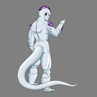 Frieza - Final Form by Rexobias