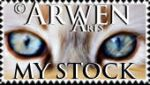 MY STOCK STAMP by ArwenArts