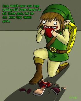Link, The Ever-Living by wyrdness