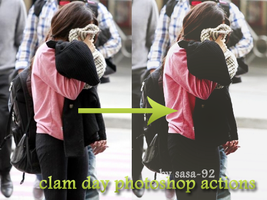 clam day actions by sasa-92