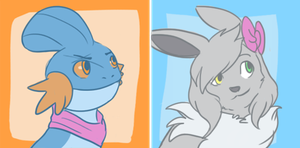 fever's end icons by Appletail