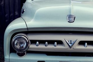 Ford F100 by FrancesColt