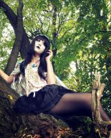 Forest Queen by SuzySilence
