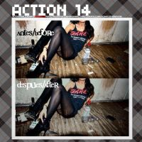 Action 14 by iamsolly