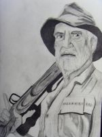 Dale Horvath (Jeffrey DeMunn by UpcoRaul
