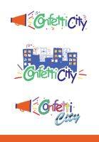 Confetti City logos by kwant