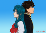 Full Metal Panic! Sigma Postdata 19 Agradecimiento by Spitfire95