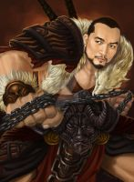 The Barbarian by Jepoykalboh