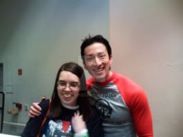 Me and Todd Haberkorn by kmtvm123
