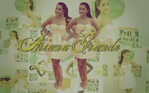 Ariana Wallpaper by HowToLoveEditions