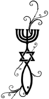 Messianic Design by TheDisappearingGirl
