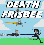 Death Frisbee by BradyMajor
