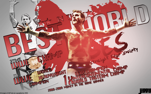 CM Punk Wallpaper by JrbDesign