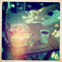 It's Tea Time by ISIK5